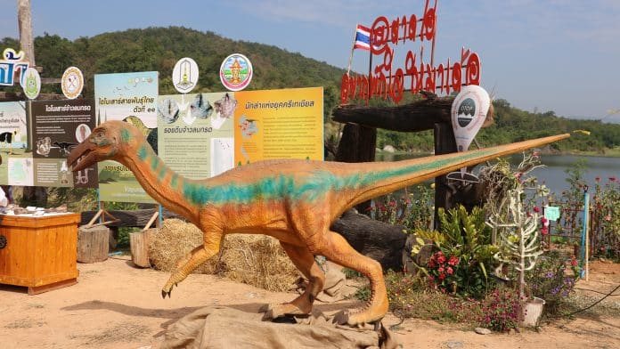 New Species of Carnivorous Dinosaur Identified in Nong Bua Lamphu