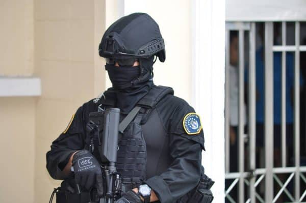 New SWAT unit formed at the CSD to handle special situations