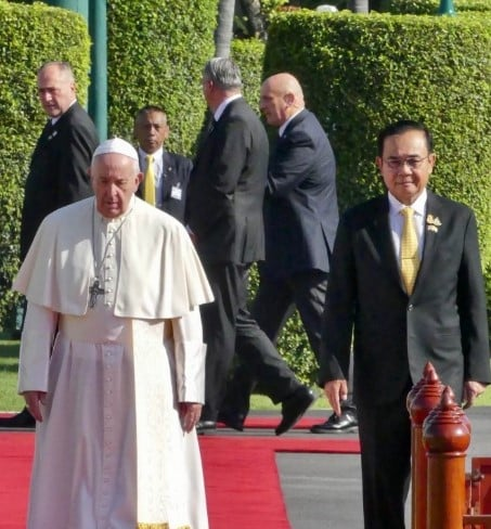 PM praises Pope Francis for his contributions to human kind