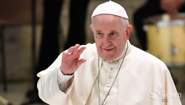 """Pope's visit a """"pilgrim of peace"""" for all"""