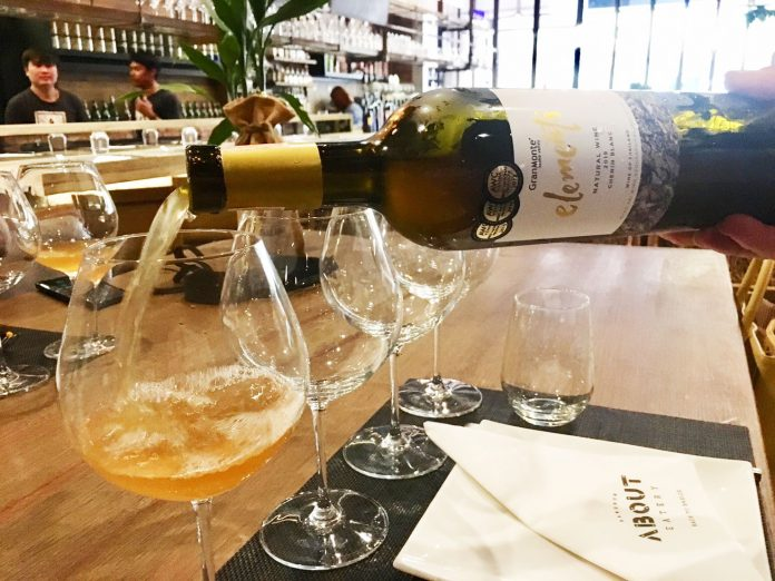 Thailand Makes Its First Orange Wine