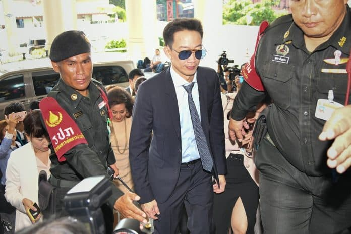 Thaksin's Son Acquitted of Money Laundering