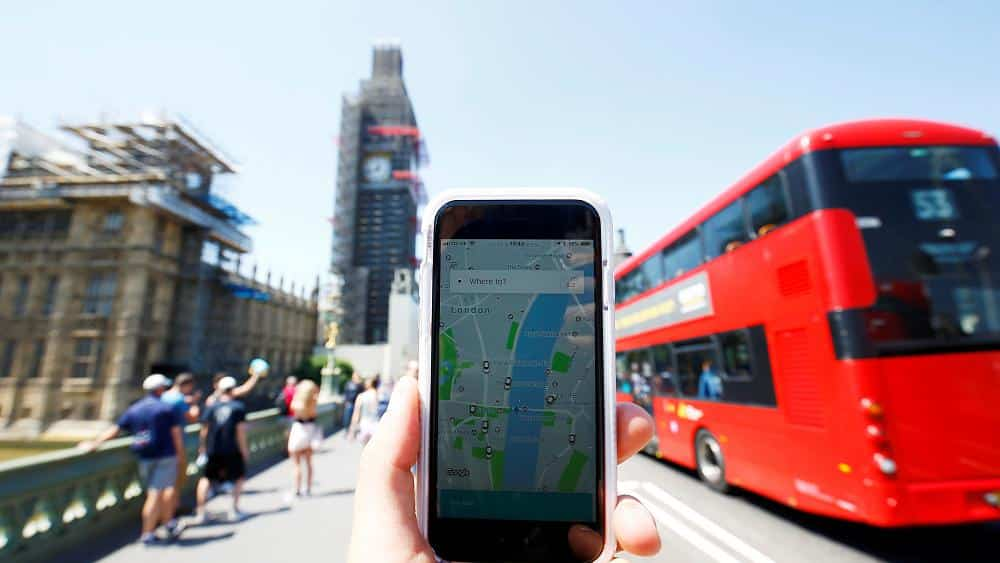 Uber stripped of license in London over safety concerns