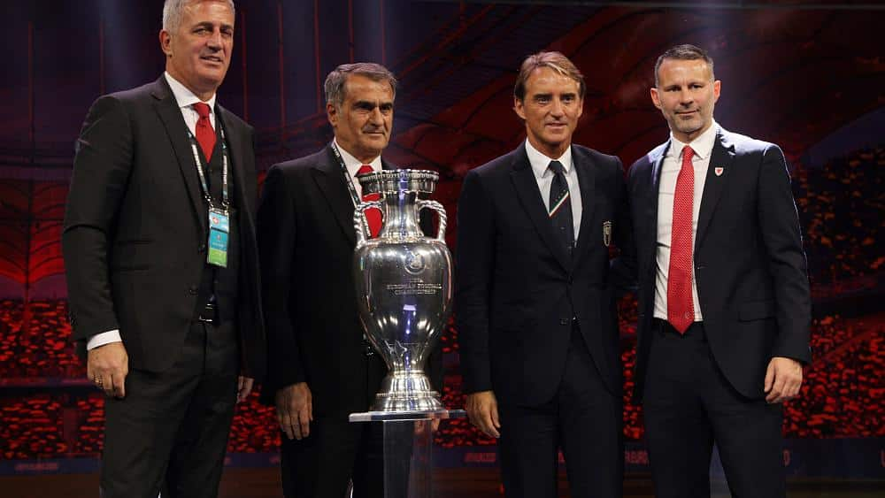 Euro 2020: Portugal, France and Germany in same group