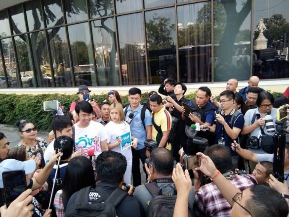 'Run Against Dictatorship' Forced to Cancel Another Presser