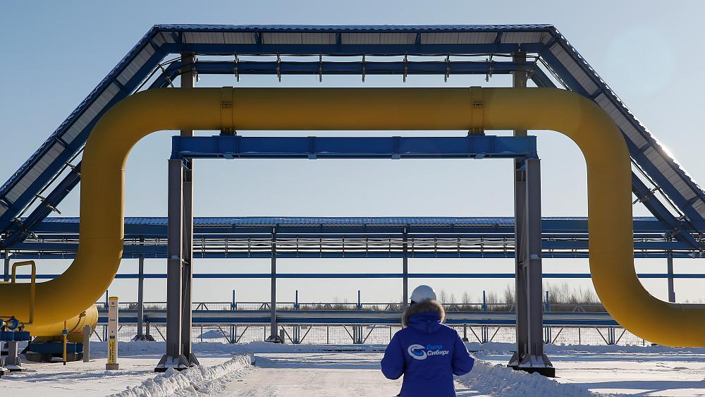 Russia opens Power of Siberia gas pipeline to China