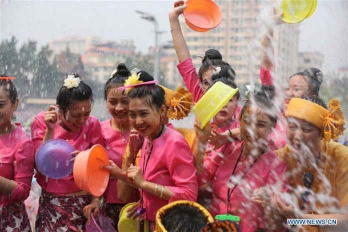 Songkran for UNESCO List: Gov't Eyes Joint Submission With China