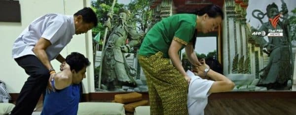 Thai massage recognized by UNESCO