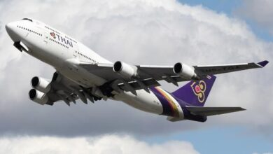 Boeing 747 for sale, One careful owner