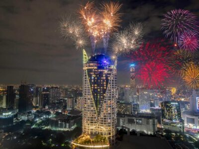 Centara Grand at CentralWorld happy new year 2020 special deal