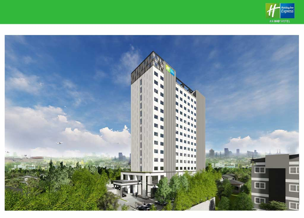 holiday inn express don muang