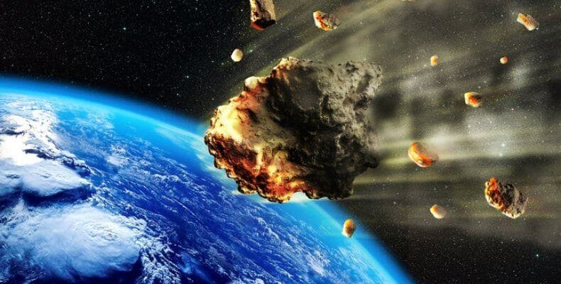 end of the world astroid earth boom