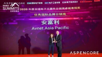 Avnet Asia Pacific Awarded Outstanding International Branded Distributor