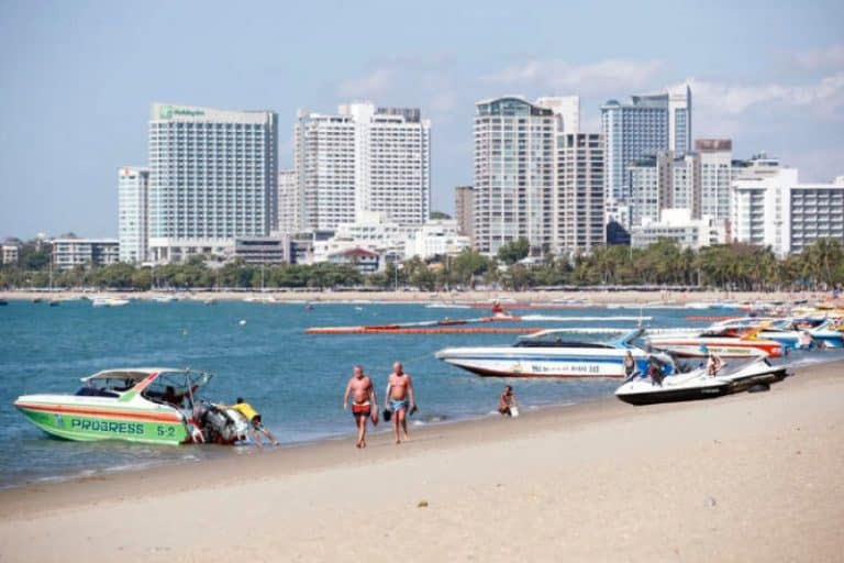 Hoteliers in the coastal tourist town of Pattaya are concerned about the future of their industry