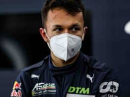 Thai Alexander Albon hopes for race seat in 2022: 'See there still room'