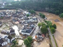 At least 42 dead and dozens missing due severe weather German Eifel