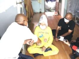 Parents Pattaya call exorcist their disturbed daughter